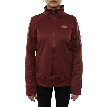 North Face Amazie Mays Full Zip Womens Style : A355m