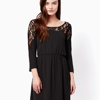 Lacy Sonnet Dress | Fashion Apparel and Clothing - Dresses | charming charlie