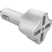 Digipower Instasense 4-port 6.2-amp Usb Car Charger