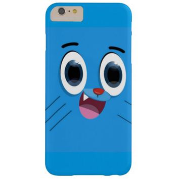 Funny Face Barely There iPhone 6 Plus Case