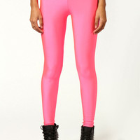 Amerie High Shine High Waisted Disco Pants