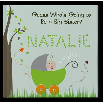 Big Sister Personalized Storybook - Soft Cover
