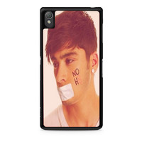 stop the hate on zayn Xperia Z3 Case