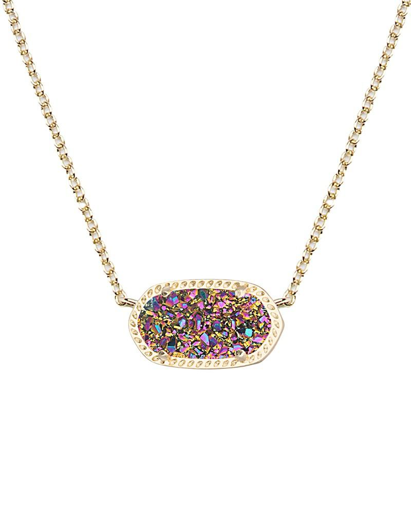 Elisa Pendant Necklace In Multi Color From Kendra Scott