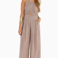 First Date Jumpsuit $50