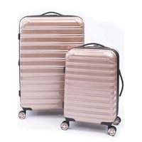 iFLY Hard Sided Fibertech Luggage, 2 Piece Set - Walmart.com