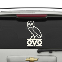 Drake OVO Owl Car Decal Vinyl