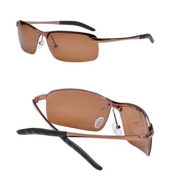 Unisex Fashion Outdoor Climbing Travel Polarized Driver Sunglasses