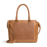 Perforated Crossbody Bag - Women - Sale - G.H. Bass & Co.