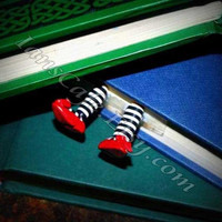 Wicked Witch Bookmark -Etsy Original- Inspired by Wicked and Wizard of Oz - GREAT GIFT for birthday or graduation