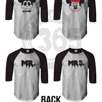 Halloween (Straight Fit Raglan-Set of 2 for 44.99 )