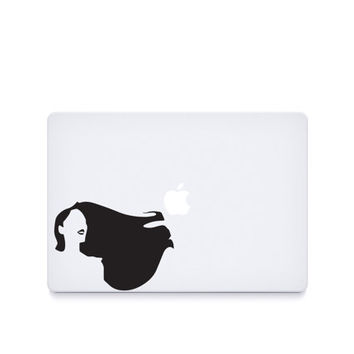 Pocahontas-----Macbook Decal Macbook Sticker Mac Decal Mac Sticker Decal for Apple Laptop Macbook Pro / Macbook Air / iPad/MINI