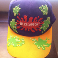 Nickelodeon snap back SLIME TIME