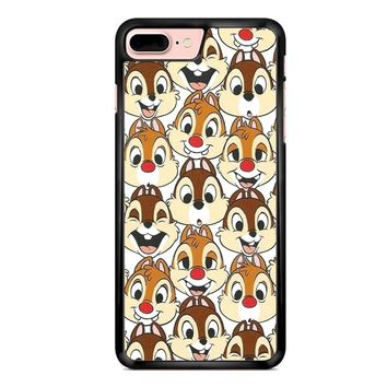 Chip And Dale iPhone 7 Plus Case
