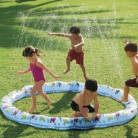 Kids Li'l Squirt Sprinkler Ring