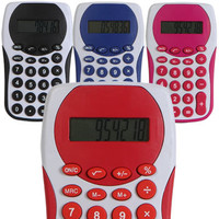Bulk 8-Digit Handheld Calculators at DollarTree.com