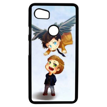 Supernatural Destiel Fanart Google Pixel 2XL Case