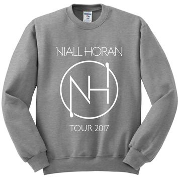 Niall Horan - NH Logo Outline Tour 2017 Crewneck Sweatshirt