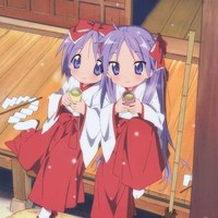 Lucky Star (Japanese) 27x40 TV Poster (2007)