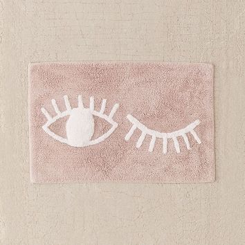 Winky Eye Bath Mat | Urban Outfitters