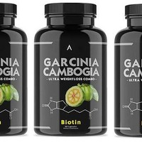 Garcinia Cambogia with Biotin - Stronger thicker Hair, weight loss, fat loss, hair maintenance, Biotin, Diet.