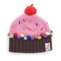 Dylan's Candy Bar Strawberry Cupcake Hat