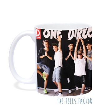 One DIrection Meet & Greet Mug