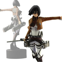 Attack On Titan Shingeki No Kyojin Mikasa Figurine