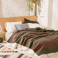 Pendleton Hemrich Striped Camp Bed Blanket - Urban Outfitters