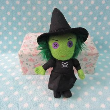 Original The Wizard of OZ Cute Witch Anime Kawaii Stuff Plush Toy Baby Birthday Gift