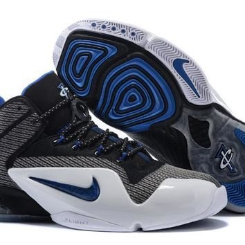 Nike Air Penny 6 800180-001 Men Basketball Shoe US 8-12