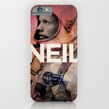 Neil Armstrong iphone case, smartphone