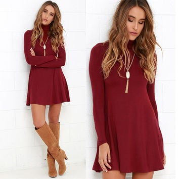 New Fashion Summer Sexy Women Mini Dress Casual Dress for Party and Date = 4725120836