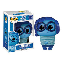 Inside Out Translucent Hair Sadness Disney-Pixar Pop! Vinyl Fig : Forbidden Planet