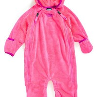 The North Face Infant Girl's 'Buttery' Fleece Bunting,