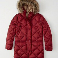 Womens Down-Filled Parka | Womens New Arrivals | Abercrombie.com