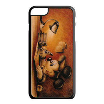 Vintage Classic Mickey Mouse iPhone 6S Plus Case