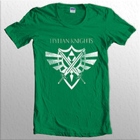 Hylian Knight Zelda Knights of Hyrule WOMEN TEE S-3XL