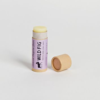WILD FIG Perfume Balm - black fig, ginger, citrus + earth