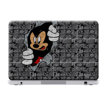 Mickey Mouse - Tear me up - Skin for Dell Inspiron M4040