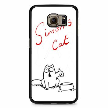Simon Cat 2 Samsung Galaxy S6 Case
