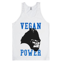 VEGAN POWER TANK