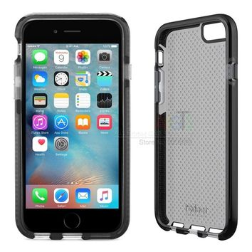 Tech21 Case Evo Mesh Drop Protective Impact Case for IPhone 5 5s 6 6s 6 Plus 7 7 Plus ( NO Packing )