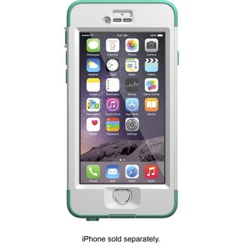 LifeProof - nüüd Case for Apple® iPhone® 6 - Teal