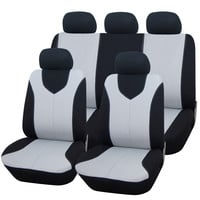 Furnistar 9-Piece Car Vehicle Protective Seat Covers CV0240