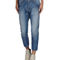 2 Men Denim Capris