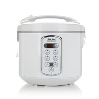 AROMA DIGITAL COOL TOUCH 3QT RICE / SLOW COOKER