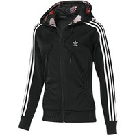 adidas Originals Full-Zip Hoodie - Women's at Lady Foot Locker