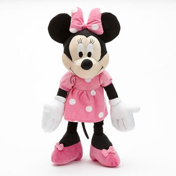 Disney Minnie Mouse Novelty Pillow (Pink)