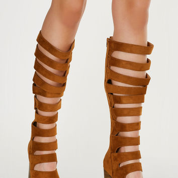 Stomp The Yard Caged Boots